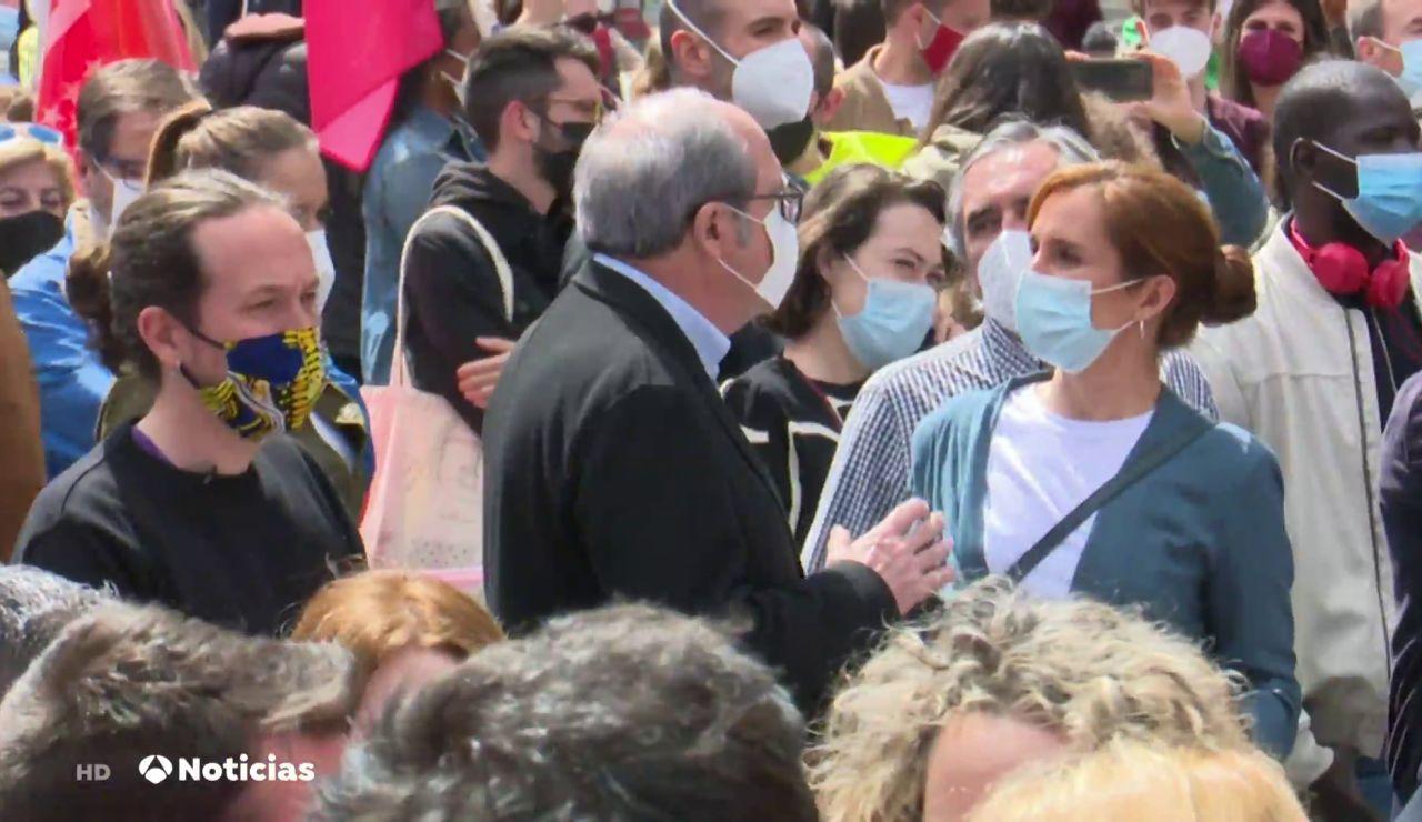 Los partidos intentan rascar los últimos votos hablando de empleo en la campaña de las elecciones de Madrid