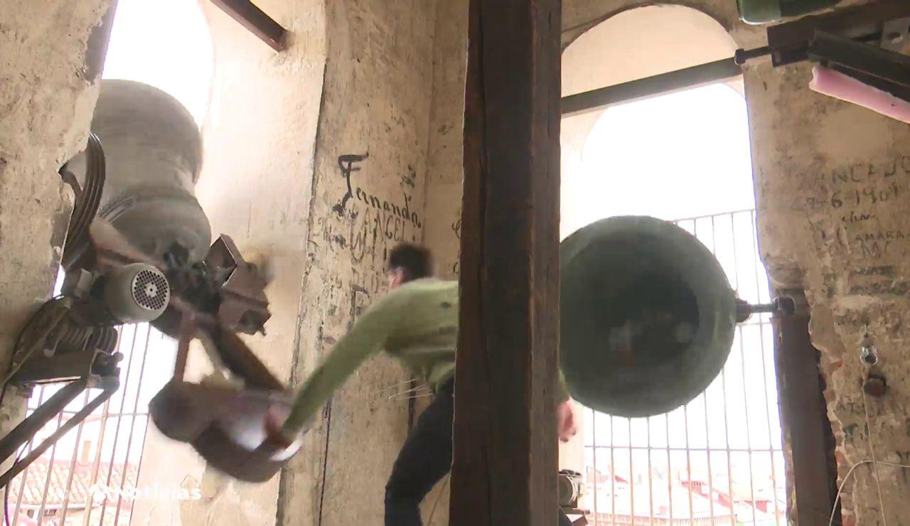 El toque manual de campanas podría convertirse en Patrimonio Inmaterial de la Humanidad