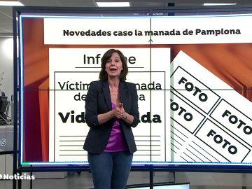 La víctima de 'La Manada' de Pamplona pide que se investigue a las encargadas del informe sobre su vida privada