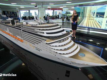 Las restricciones en el sector de los cruceros provoca que los turistas reserven en otros países del Mediterráneo