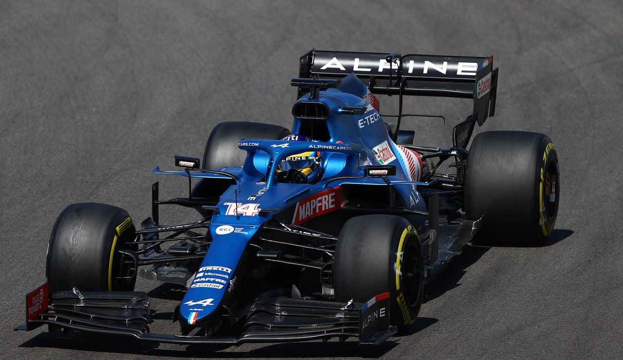 Fernando Alonso remonta del 13º al 8º en el Gran Premio de Portugal: así fue el show del asturiano