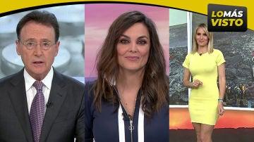 Antena 3 logra las emisiones más vistas del sábado con Antena 3 Noticias 1 (2,3M) y Antena 3 Deportes (2,1M)