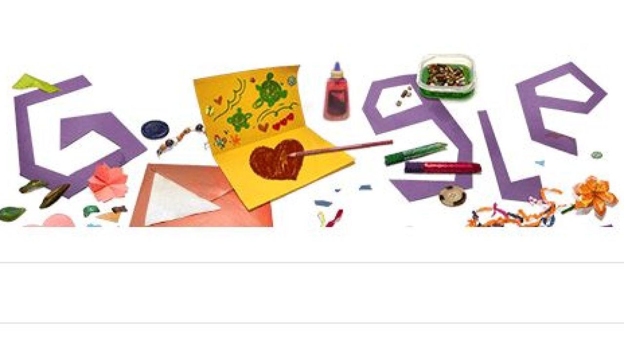 Google felicita el Día de la Madre 2021 con su doodle de hoy