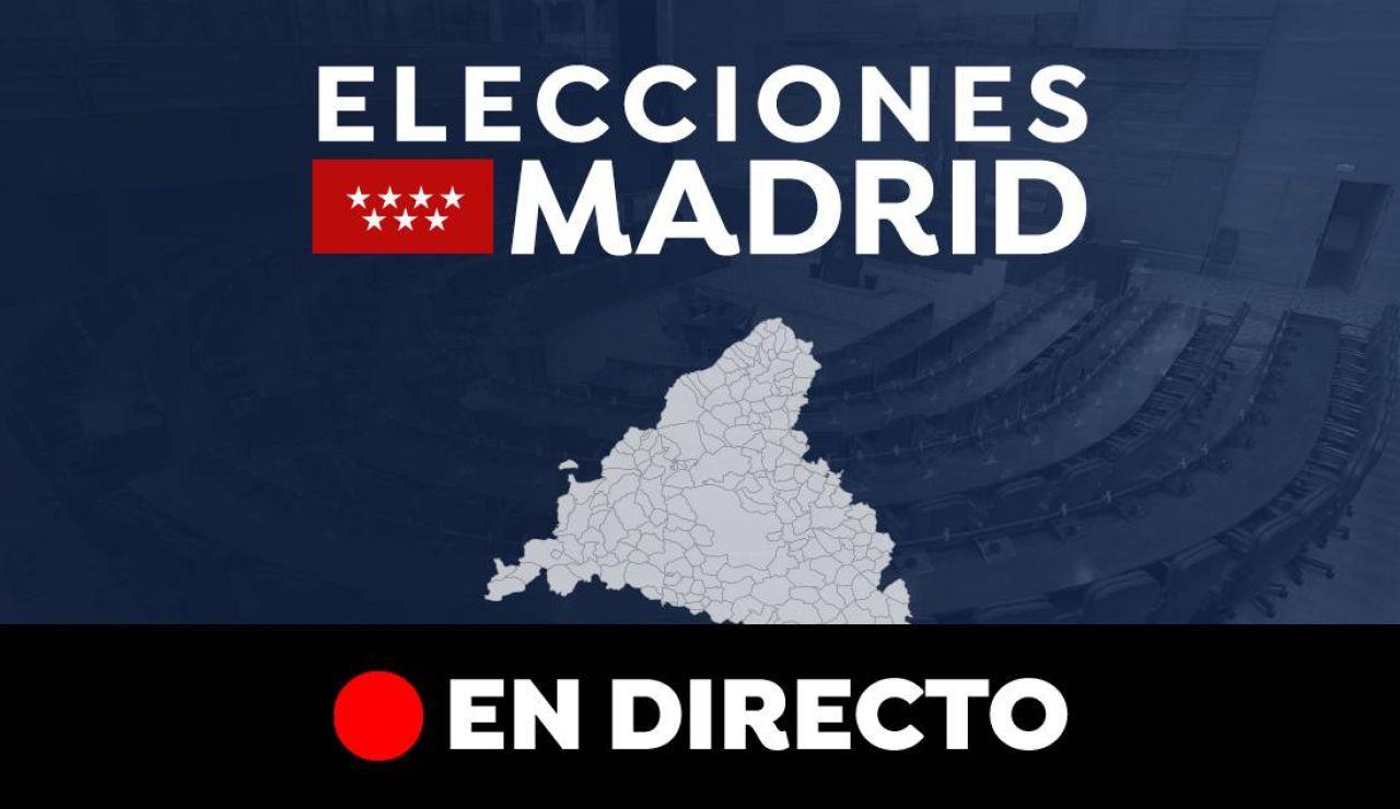 Elecciones Madrid 2021: : Encuestas, candidatos y últimas noticias del 4M, en directo
