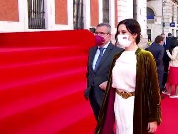"""Isabel Díaz Ayuso, en el acto del Dos de Mayo: """"Qué ganas de que esto pase"""""""