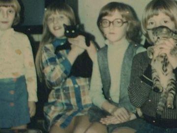 Foto de los hijos de Jacqueline Sauvage