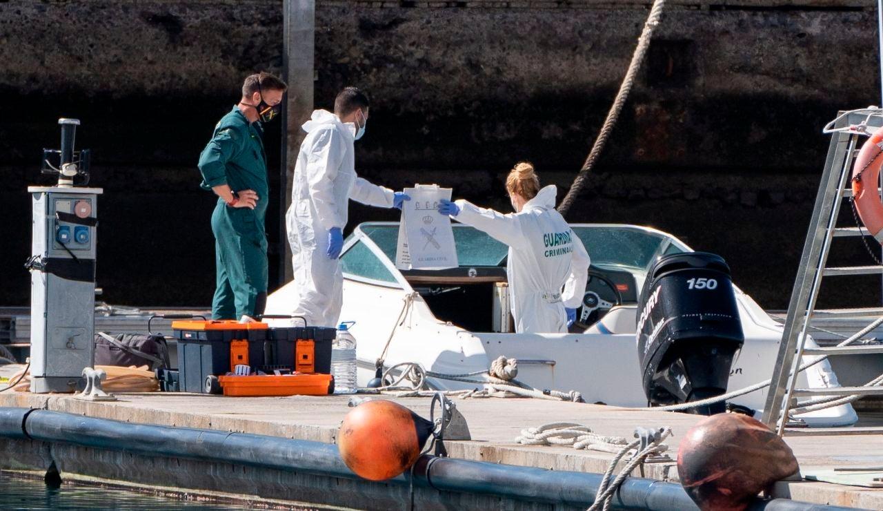 Continúa la búsqueda de las dos niñas desaparecidas junto a su padre en Tenerife