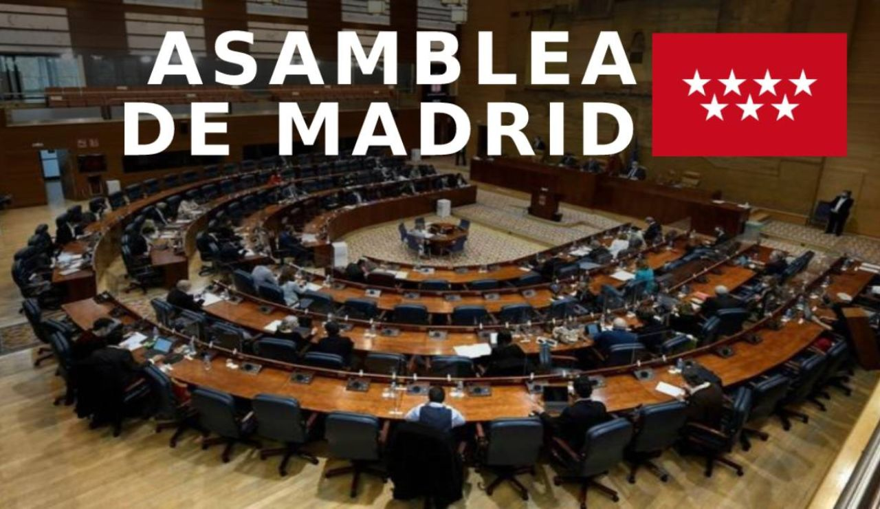 Cuándo se forma la Asamblea de Madrid tras las elecciones del 4 de mayo