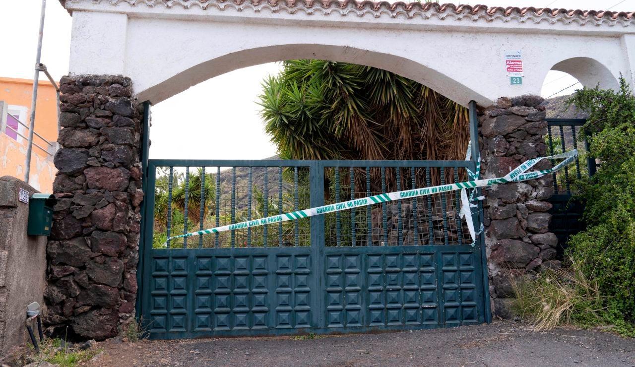 La Guardia Civil registra la casa del padre de las niñas desaparecidas en Tenerife