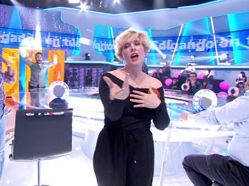 La victoria de Ana Peleteiro frustra el striptease de Tania Llasera