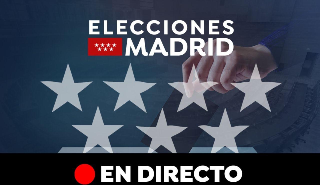 Elecciones Madrid 2021: Última hora de la jornada de reflexión de candidatos y encuestas del 4M, en directo