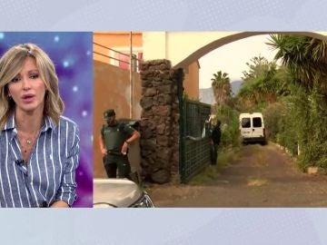 Menores desaparecidas en Tenerife.