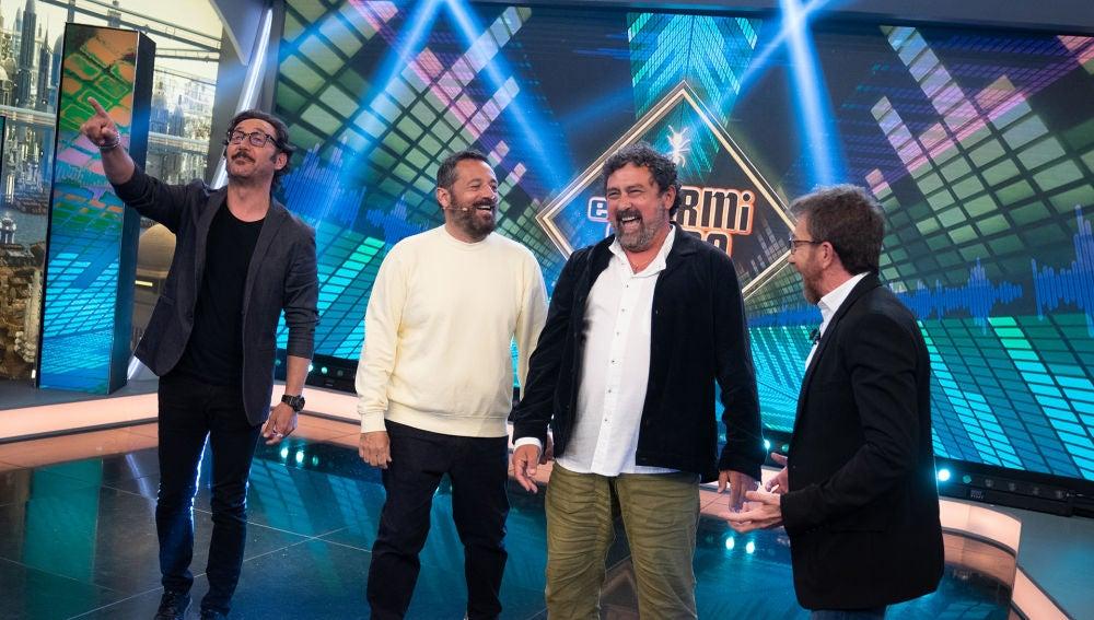 Revive la entrevista al completo de Paco Tous, Pepón Nieto y Carlos Santos en 'El Hormiguero 3.0'