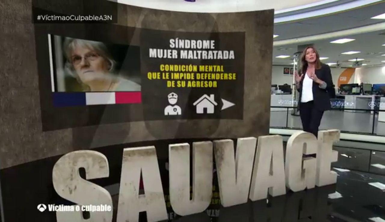 Jacqueline Sauvage y el 'síndrome de la mujer maltratada'