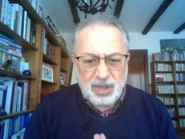 Epidemiólogo Daniel López Acuña