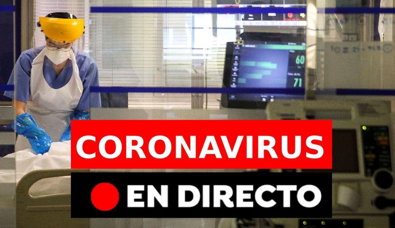 Coronavirus España: Última hora de contagios de la variante india, vacunas y estado de alarma, en directo