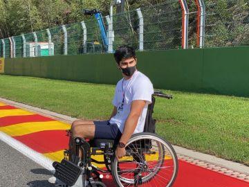 """Juan Manuel Correa vuelve a la Fórmula 3 tras salvar su vida de milagro: """"Me quería morir"""""""
