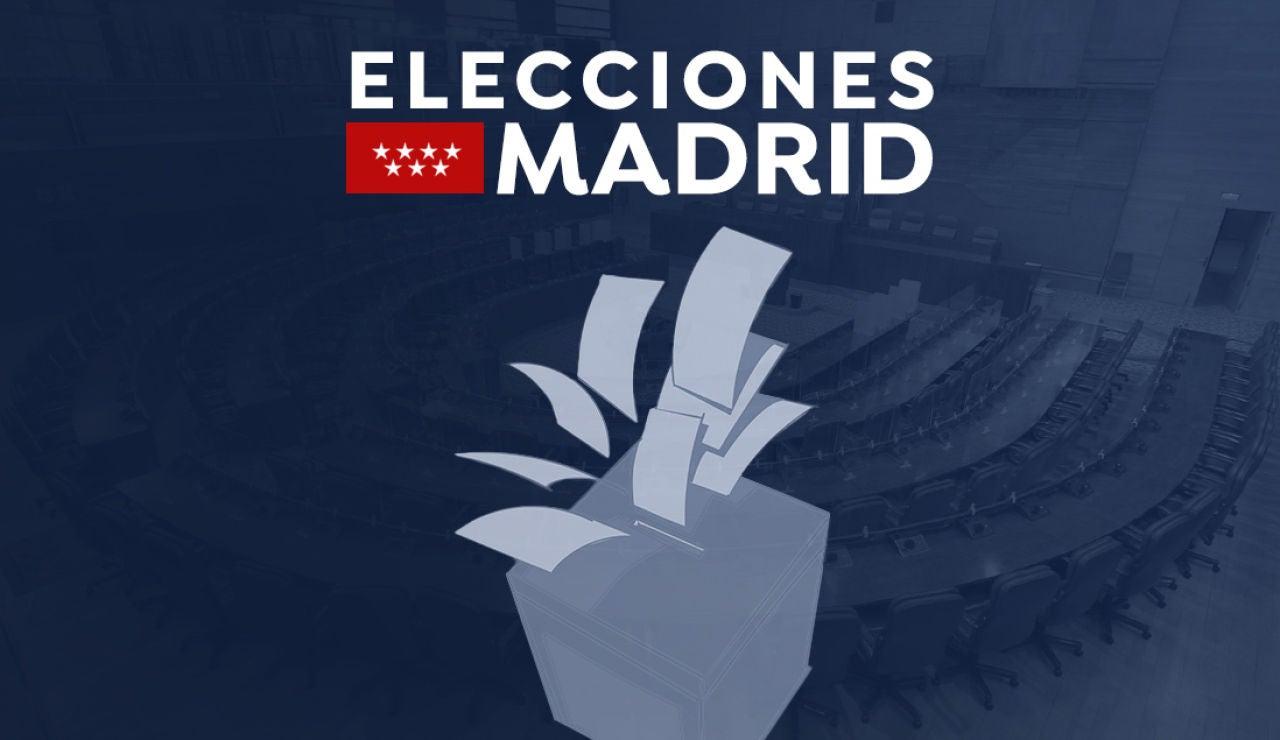 Resultado de las elecciones de Madrid en el barrio de Salamanca Parla en 2021