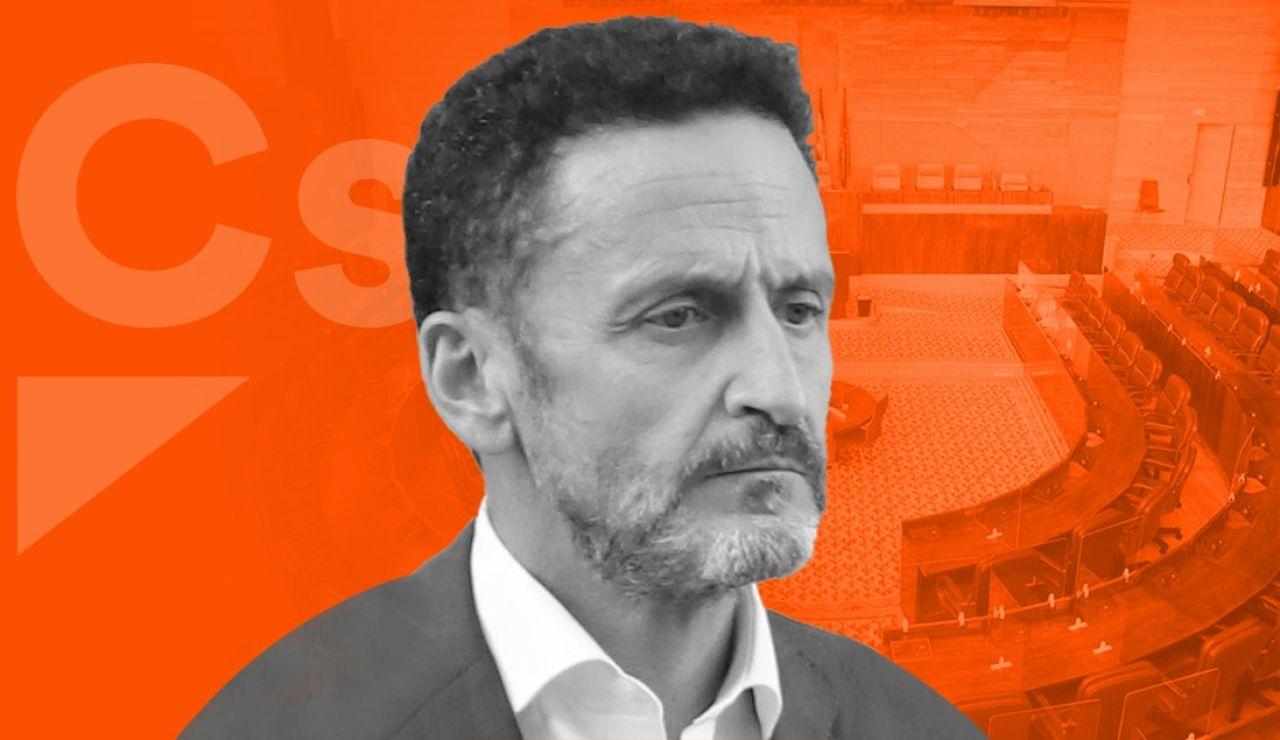 Edmundo Bal, candidato Cs elecciones de Madrid