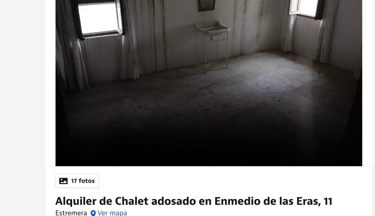 Idealista: Alquila un chalet adosado de 86m² por 150 euros al mes en Madrid