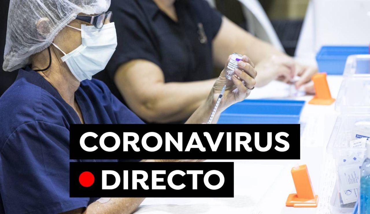 Restricciones por coronavirus en España hoy: Fin del estado de alarma, vacuna contra el COVID-19 y última hora, en directo