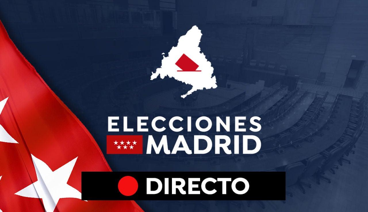 Elecciones Madrid 2021: Votaciones, participación, resultados y última hora del 4M, en directo