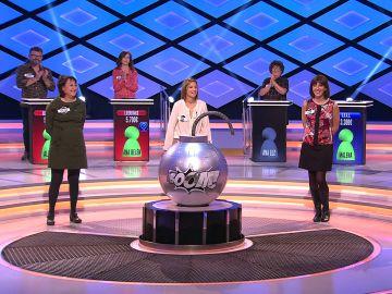 Los 'Libérrimos' derrotan a las 'G.R.A.E.' y son los nuevos campeones de '¡Boom!'