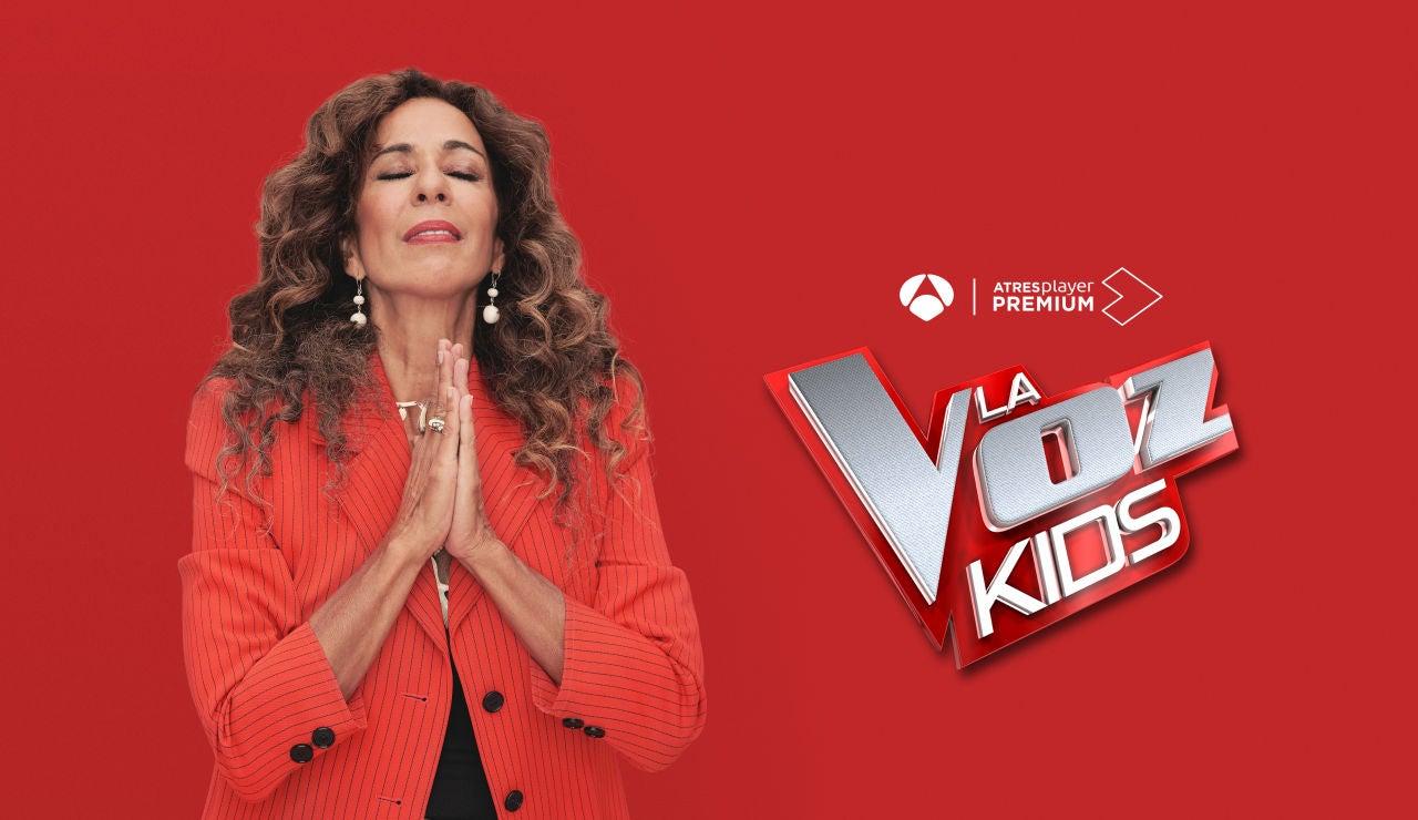 Rosario Flores en La Voz Kids