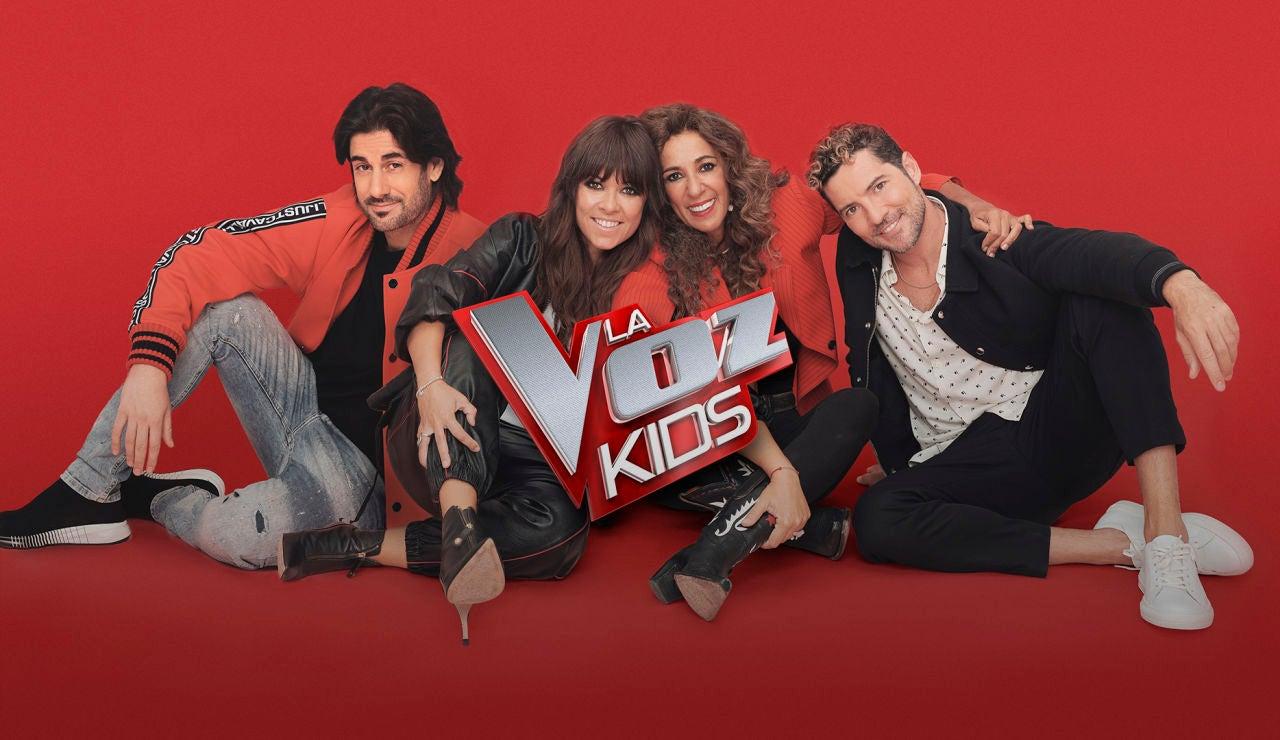 Así será 'La Voz Kids 2021'