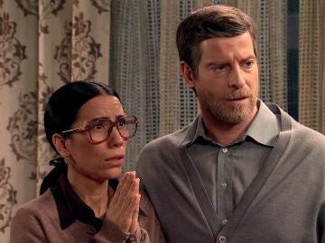 Manolita y Marcelino, en shock al descubrir quién mató a Juan Zúñiga