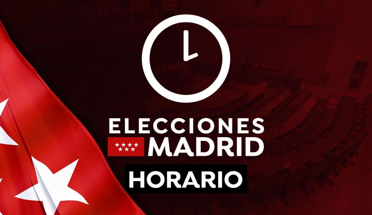 Resultados Elecciones Madrid 2021: ¿A qué hora se conoce quién ha ganado?