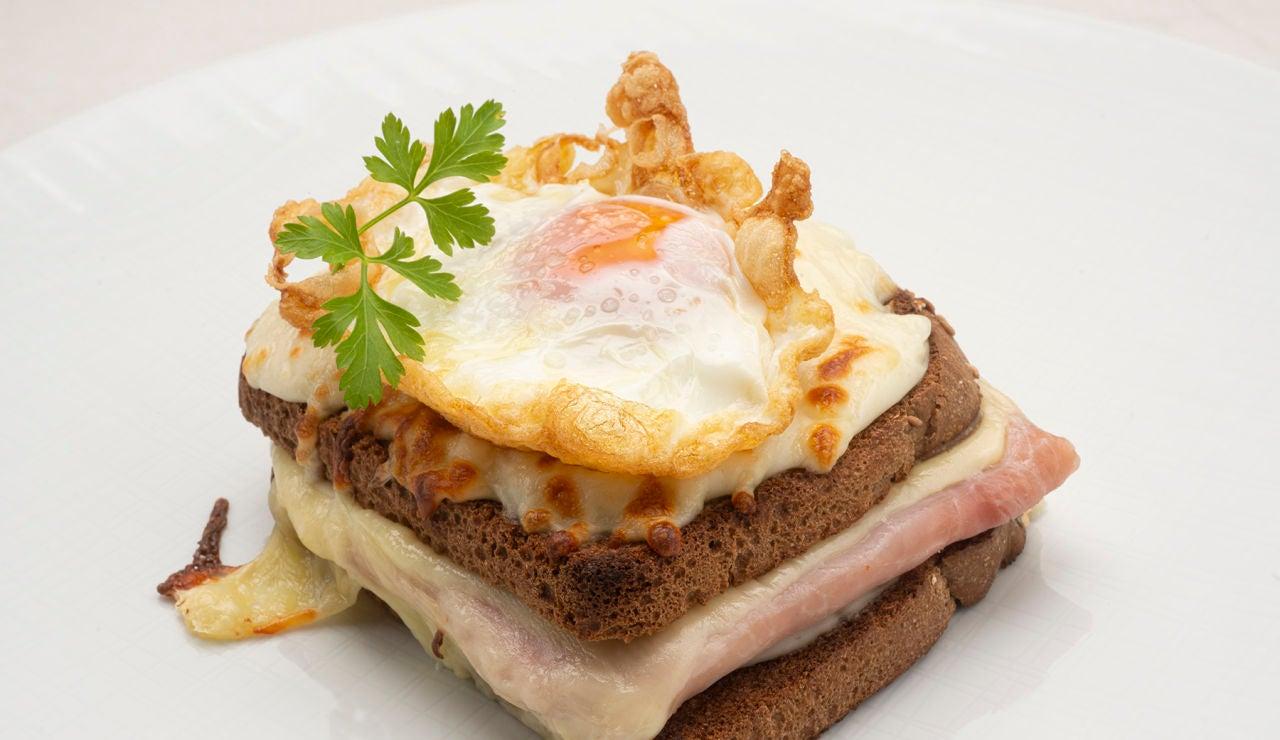 """Karlos Arguiñano: El """"sándwich francés que ha conquistado al mundo entero"""", el croque-madame"""