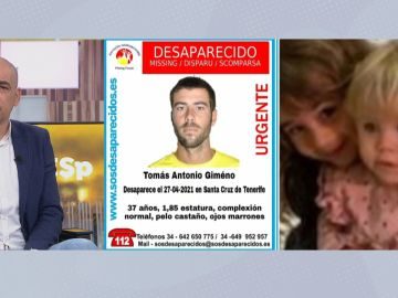Desaparición Tenerife.