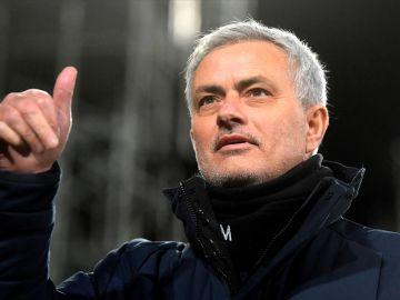 Mourinho, nuevo entrenador de la Roma a partir de la próxima temporada