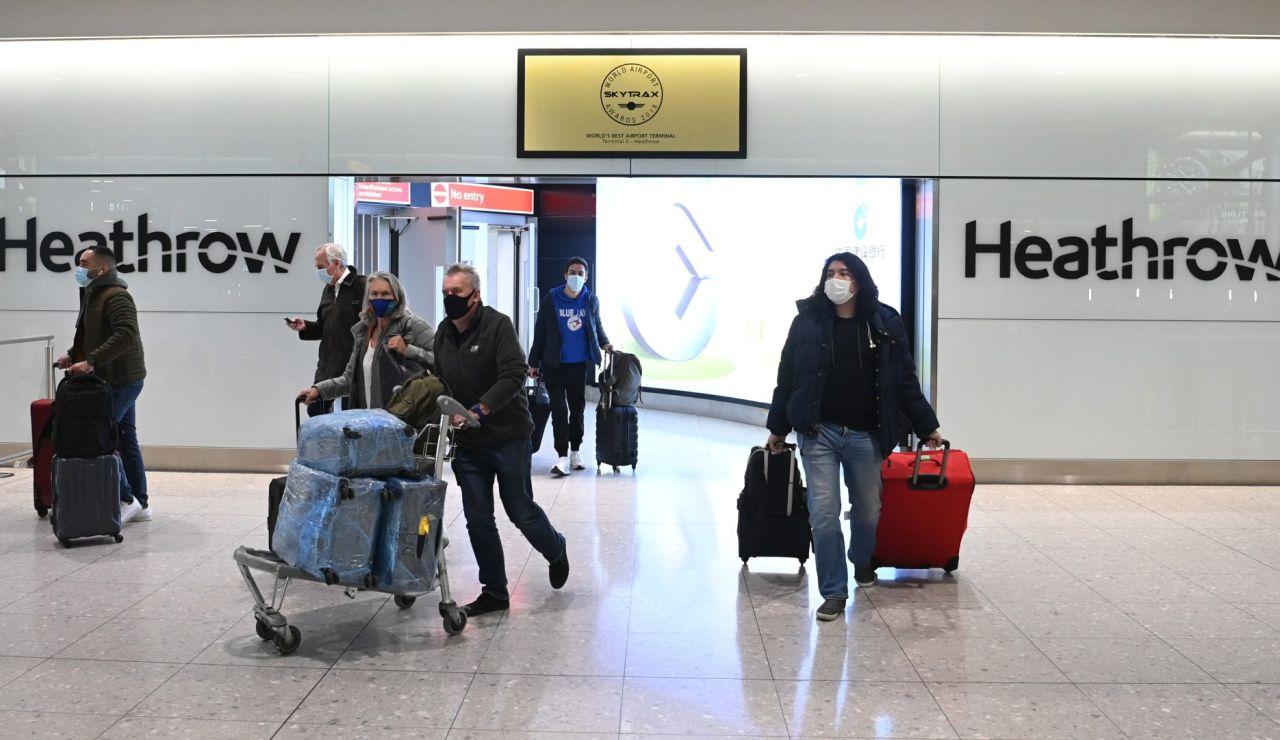 Imagen de recurso del aeropuerto de Heathrow