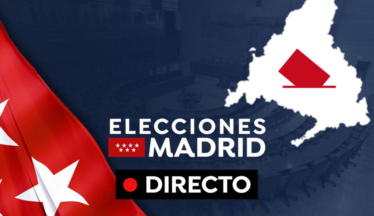 Elecciones Madrid 2021: Resultados, escrutinio, participación, sondeos y última hora, en directo