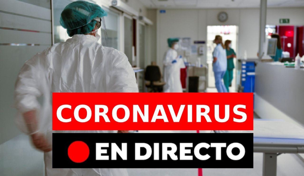 Coronavirus España: Nuevas restricciones y última hora de las variantes, vacunas y estado de alarma en directo
