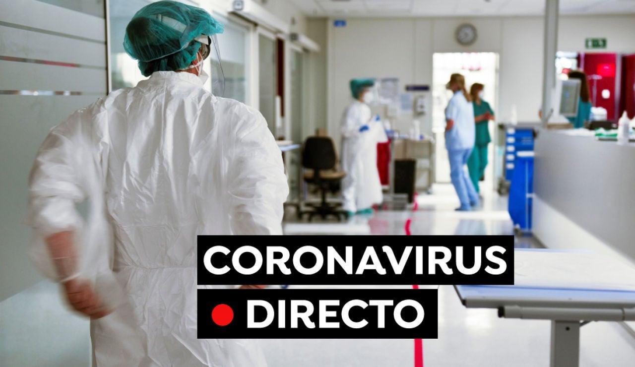 Coronavirus: Restricciones tras el fin del estado de alarma, toque de queda y última hora de la vacuna COVID, en directo