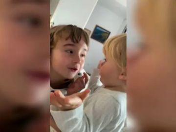 El tierno vídeo de Anna y Olivia, las niñas desaparecidas en Tenerife, que su madre pide que se difunda