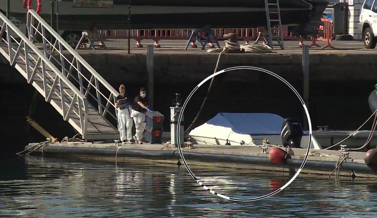 Los restos de sangre hallados en el barco son de Tomás Gimeno, el padre desaparecido junto a sus dos hijas
