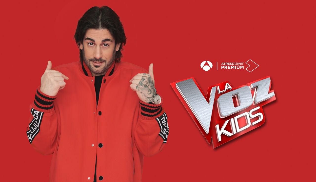 Melendi en La Voz Kids