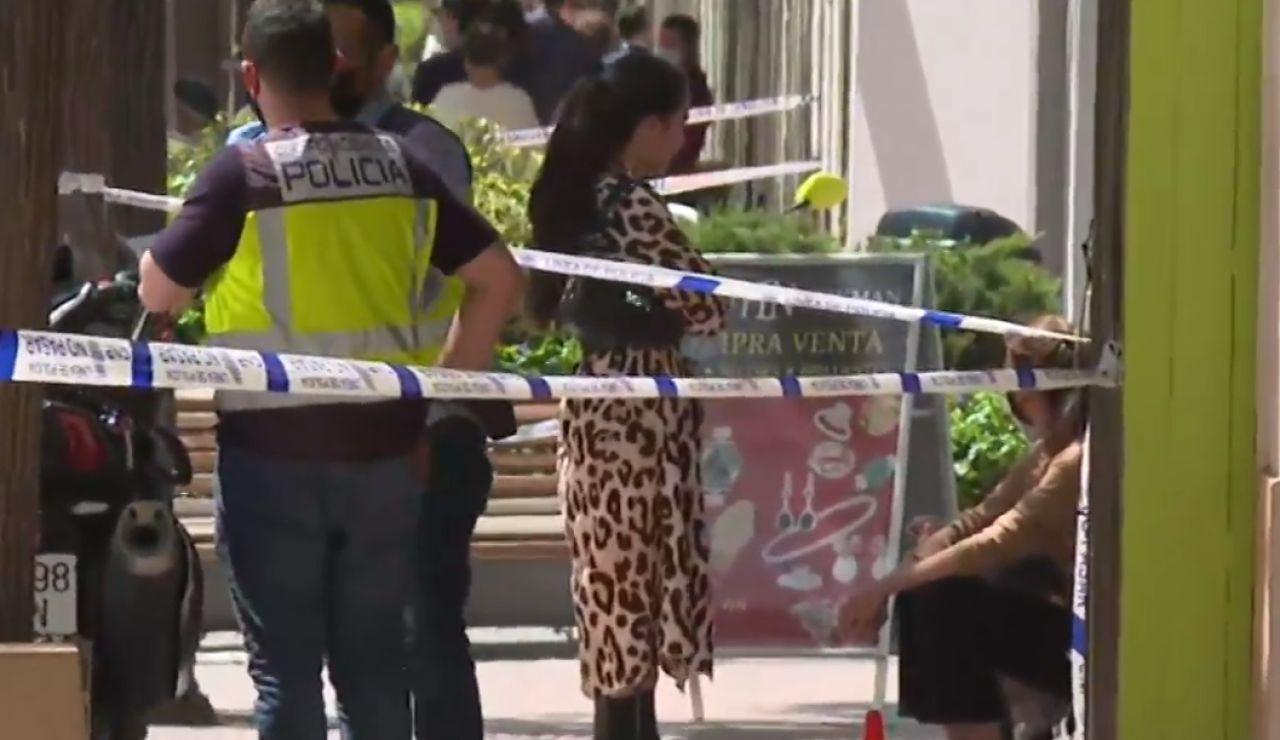 Atraco con rehenes y dos heridos de bala en una joyería del Barrio de Salamanca