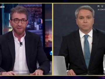 """Vicente Vallés, sobre los resultados de Unidas Podemos en Madrid """"Es un análisis que tendrán que realizar Pablo Iglesias"""""""