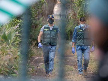 - La Guardia Civil está realizando un nuevo registro en la casa de Tomás Antonio G.C., desaparecido desde el pasado martes al igual que sus dos hijas, de 1 y 6 años, en el municipio de Candelaria (Tenerife)