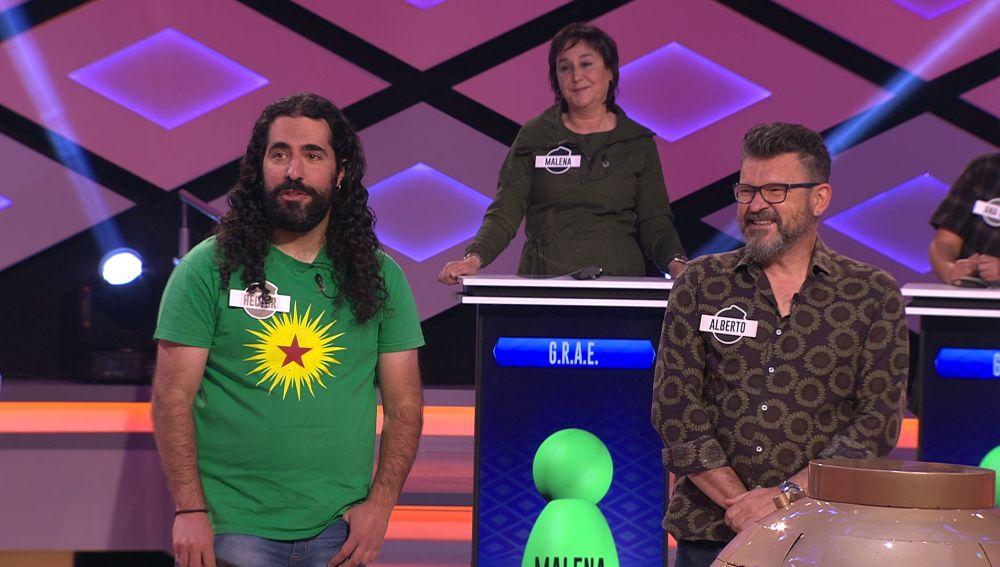 ¡Qué coincidencia! Antiguos 'millonarios' se reencuentran con Juanra Bonet en '¡Boom!'
