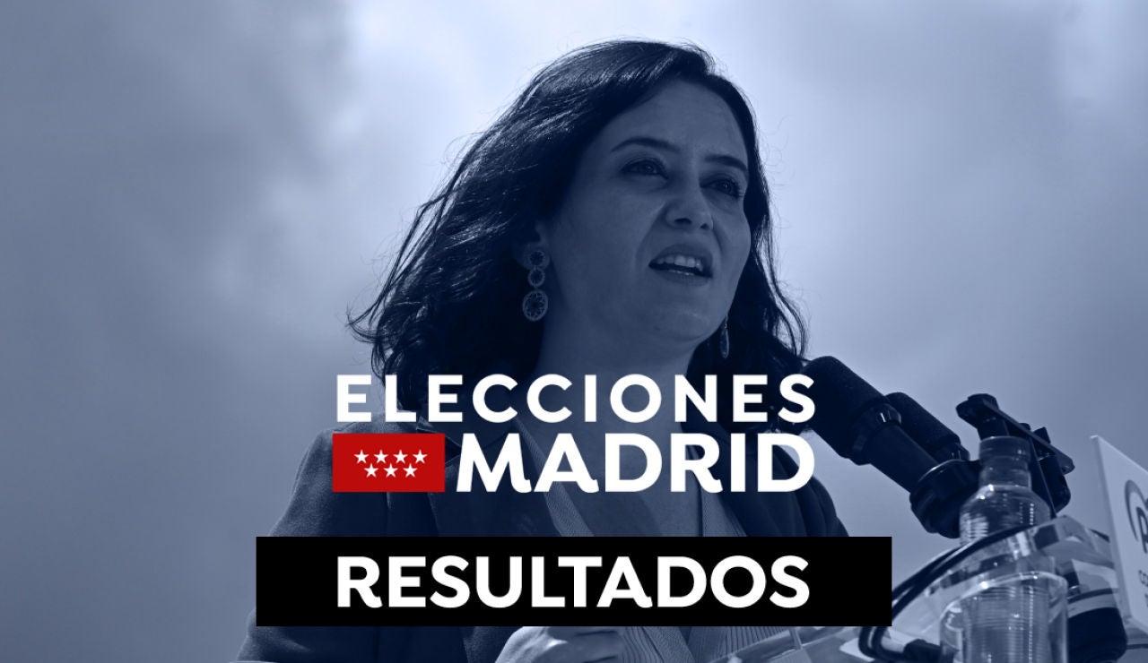 Resultado Elecciones Madrid 2021 en directo: Recuento hoy y ganador