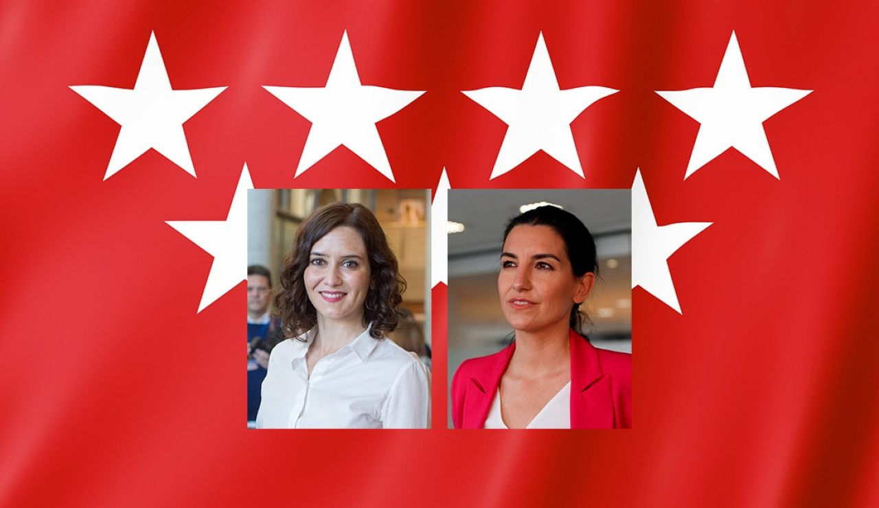 Los posibles pactos del boque de derechas tras las elecciones de Madrid