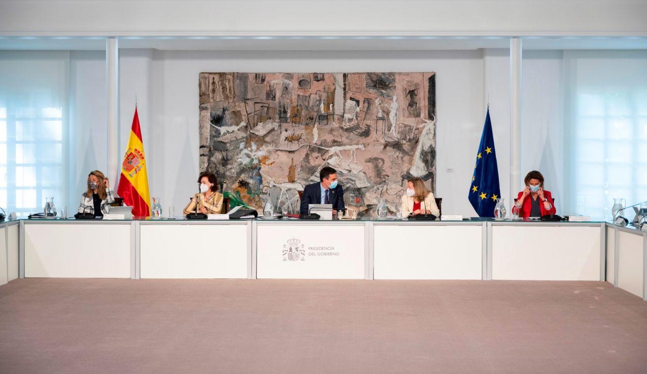 El Consejo de Ministros, reunido este martes 4 de mayo