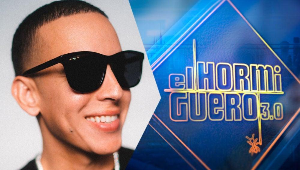 Daddy Yankee pone el ritmo a la noche del jueves en 'El Hormiguero 3.0'