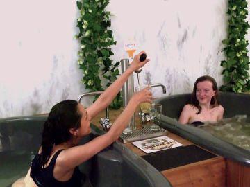 Primer spa de cerveza en Bruselas